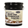 Jetcoat 4-3/4 Gallons Non-Fiber Roof Coating