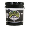 Jetcoat 5-Gallon Exterior Flat Black Paint