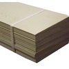 Beige Spruce Pawlonia Untreated Wood Siding Panel (Common: 0.5-in x 6-in x 192-in; Actual: 0.5-in x 5.4375-in x 192-in)