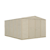 DuraMax Building Products Storage Shed (Common: 10-ft x 13-ft; Actual Interior Dimensions: 10.46-ft x 12.95-ft)