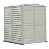 DuraMax Building Products Storage Shed (Common: 5-ft x 5-ft; Actual Interior Dimensions: 5.18-ft x 5.18-ft)