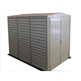 DuraMax Building Products 5-ft x 8-ft Storage Shed (Actuals 5.25-ft x 7.85-ft)