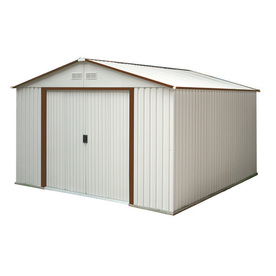 Home Outdoors Sheds & Outdoor Storage Sheds Metal Storage Sheds