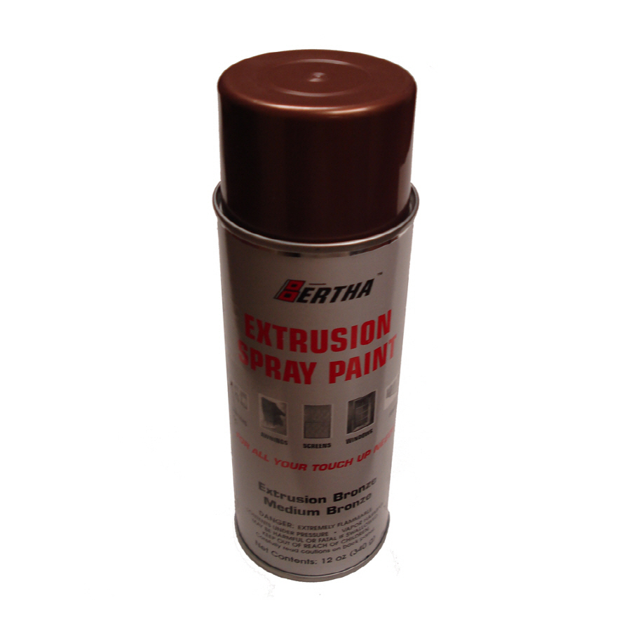 Shop Bertha 12 Oz Bronze Semi Gloss Spray Paint At
