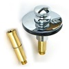 WATCO 1-1/2-in Chrome Roller Ball with Brass Pipe