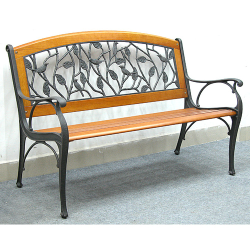 Lowes 4 39 garden bench 45 w instore pickup 75 patio sale laohana Lowes garden bench