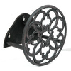 Garden Treasures Steel 100-ft Wall-Mount Hose Reel