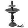 allen + roth Traditional 2-Tier Fountain