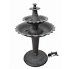 Garden Treasures Kingston Tuscan Garden 3-Tier Fountain