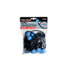 Task Force 1-ft Rubber Core Plastic Hook Bungee Cord