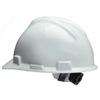 MSA Safety Works Quick Adjusting Ratchet White Hard Hat