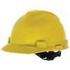 MSA Safety Works Yellow Hard Hat