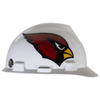 MSA Safety Works Standard Size Arizona Cardinals NFL Hard Hat