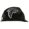 MSA Safety Works Standard Size Atlanta Falcons NFL Hard Hat