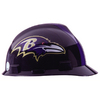 MSA Safety Works Baltimore Ravens NFL Hard Hat