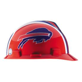 MSA Safety Works Standard Size Buffalo Bills NFL Hard Hat