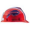 MSA Safety Works Standard Size Buffalo Bills NFL Hard Hat