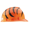 MSA Safety Works Standard Size Cincinnati Bengals NFL Hard Hat