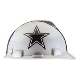 MSA Safety Works Standard Size Dallas Cowboys NFL Hard Hat