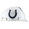 MSA Safety Works Standard Size Indianapolis Colts NFL Hard Hat