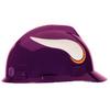 MSA Safety Works Standard Size Minnesota Vikings NFL Hard Hat