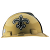 MSA Safety Works Standard Size New Orleans Saints NFL Hard Hat