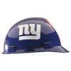 MSA Safety Works Standard Size New York Giants NFL Hard Hat