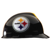 MSA Safety Works Standard Size Pittsburgh Steelers NFL Hard Hat
