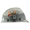 MSA Safety Works Standard Size Tampa Bay Buccaneers NFL Hard Hat