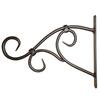Garden Treasures 9-in Black Steel Traditional Plant Hook