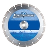 Lackmond 16-in 22-Tooth Wet or Dry Segmented Circular Saw Blade