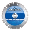 Lackmond 18-Tooth Wet or Dry Segmented Diamond-Tipped Steel Circular Saw Blade