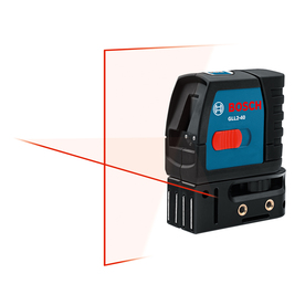 Bosch 30-ft Laser Chalkline Self-Leveling Cross-Line Laser Level GLL2-40