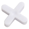 Project Source 100-Pack 1-in W x 1-in L 1/8-in White Plastic Tile Spacer