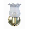 Portfolio 4.5-in W 1-Light Arm Wall Sconce
