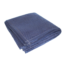 Blue Hawk 80-in L x 72-in W Cotton Moving Blanket