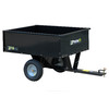 Blue Hawk 10 cu ft Steel Dump Cart