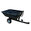 PreciseFit 8 cu ft Plastic Dump Cart