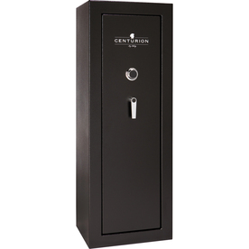 Centurion by Liberty Safe 14-Gun Black Gun Safe