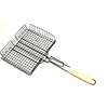 Master Forge Non-Stick Steel Grill Basket