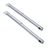 Master Forge 2-Pack 17-1/2-in Adjustable Stainless Steel Tube Burner