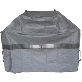 Master Forge Vinyl 58-in Grill Cover