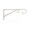 9.1-in White Steel Traditional Plant Hook