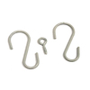 Garden Treasures 3.54-in Classic White Steel Plant Hook