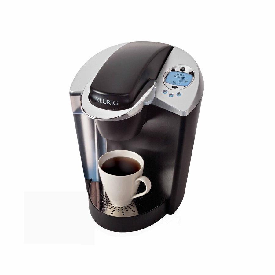 Shop Keurig Black Programmable Single-Serve Coffee Maker at Lowes.com