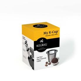 Keurig Refillable Single-Serve Coffee Adapter