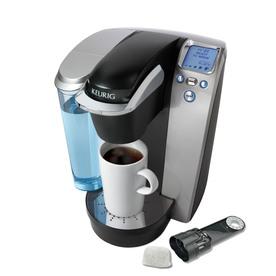 Keurig Coffee Maker At Home Hardware : Shop Keurig Platinum Programmable Single-Serve Coffee Maker at Lowes.com