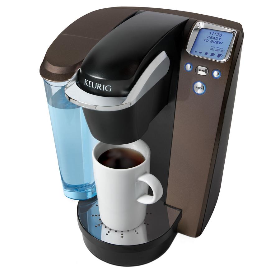 Shop Keurig Mocha Programmable Single-Serve Coffee Maker at Lowes.com
