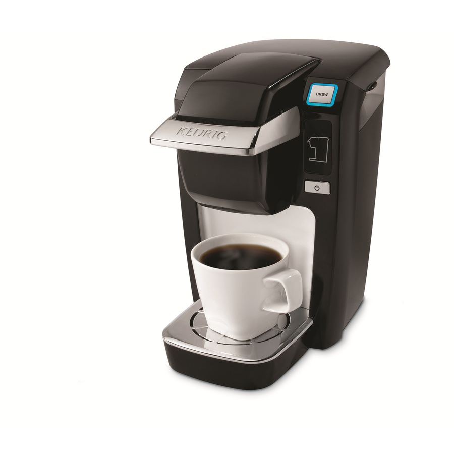 shop keurig black single serve coffee maker at