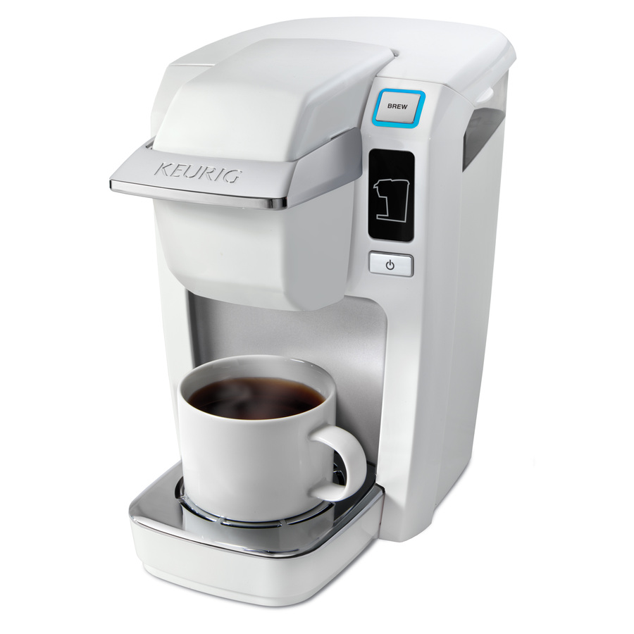 K Cup Coffee Maker White : Shop Keurig White Single-Serve Coffee Maker at Lowes.com
